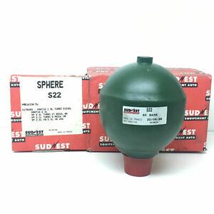Accumulateur Pression Suspension Arrière Sphere Citroen Xantia Pour 96045530