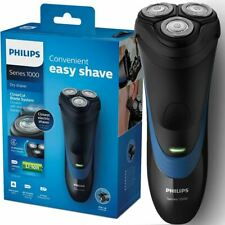 Philips Series 1000 Dry Electric Shaver S1510/04 Rechargeable with Trimmer NEW