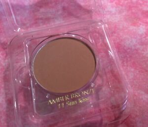 Estee Lauder Amber Bronze Pressed Powder, #Sun Kiss Mini Refill