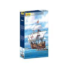 Heller Santa Maria barco de vela set regalo Hel56865 1 75 escala kit modelismo