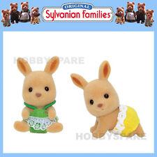 NEW SYLVANIAN FAMILIES KANGAROO BABY TWINS 5087