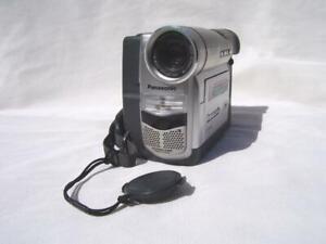 Panasonic NV-DS60EN Camcorder DS60 MiniDV. AV-in, DV-in. Exclnt cond.1-yr warnty