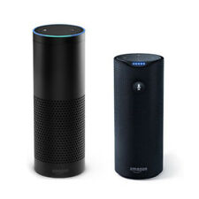 Amazon Echo with Tap Speaker Bundle Bluetooth WiFi Alexa Voice Assistant Pandora