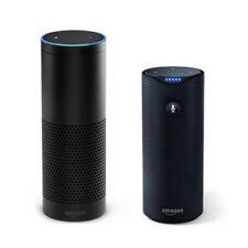 Amazon Echo with Tap Speaker Bundle Bluetooth WiFi Alexa Voice Assistant Spotify