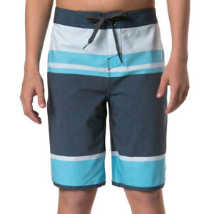 Hang Ten Youth Boys Summer Beach Swimming Board Shorts