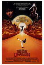THE LAST DRAGON Movie POSTER PRINT 27x40 Taimak Vanity Christopher Murney