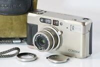[Mint] CONTAX TVS DB 35mm Point & Shoot Film Camera Carl Zeiss Vario Sonnar C210