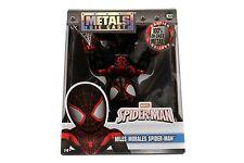Marvel Miles Morales Spider-man 4-Inch Die-Cast Metal Figure JADA M252