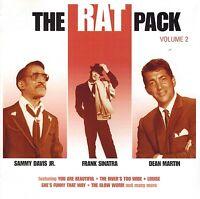 The Rat Pack Volume 2 - Sammy Davis Jr., Sinatra, Dean Martin (CD)