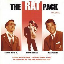 The Rat Pack Volume 2 - Sammy Davis Jr., Sinatra, Dean Martin (CD)