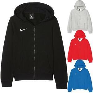Nike Club Full Zip Fleece Kinder Hoodie Jungen Mädchen Sweatshirt Sweatjacke