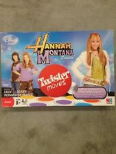 Twister Moves Hannah Montana Edition von MB mit 2 CD´s