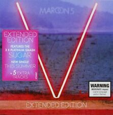 V (Repack Edition) - Maroon 5 (Cd, 2015) - Extended Edition - New, Sealed.