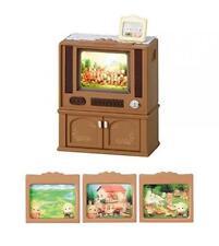 Epoch Calico Critters furniture TV KA -516 japan