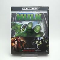 Hulk & Hellboy II: The Golden Army  2-Movie Collection - 4K UHD + Blu-ray