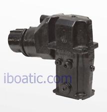 Kit coudes et collecteurs V8 pour VOLVO PENTA  et OMC V8 GM 5L 5,7L  25,7cm