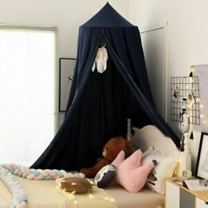 Mosquito Net Mesh Bed Canopy Children Tent Bedcover Curtain For Baby Room