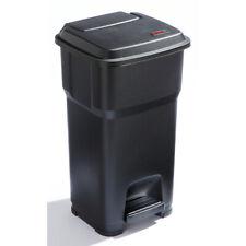Rothopro Multifunktionsbehälter Aus Kunststoff Schwarz Volumen 120 L