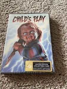 Child's Play (1988) 20th  Anniversary Edition Brand New in Shrink Wrap *Horror*