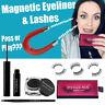 Phoera Magnetic Liquid Eyeliner Gel False Eyelashes 3D Eye Lashes Makeup Set Hot