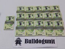 2012 Monopoly Millionaire Board Game All 16 Replacement 20,000 Money Tiles
