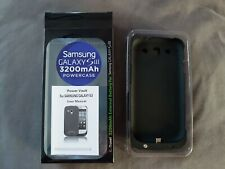 External Battery Case Samsung Galaxy S3 3200mAh travel Power Vault Charger Case
