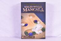 Cardinal Games Traditions Solid Wood Mancala Game Board