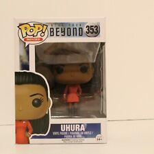 Funko POP! Movies Star Trek Beyond #353 Uhura Vinyl Figure NEW!!!