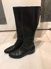 ab9ec8cfcdf1 Bottes et bottines noires Geox pour femme