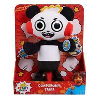 Ryan's World Combobunga Panda Feature Plush-JPL79110