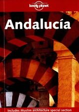 Lonely Planet Andalucia,John Noble, Susan Forsyth, Des Hannigan