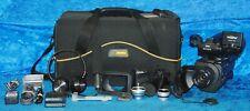 "Sony Hvr-Hd1000N Digital High Definition Hdv Camcorder Optical 10x Zoom 2.7"" Lcd"