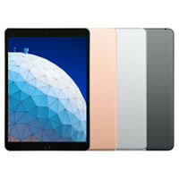 Apple iPad Air 3rd Gen. (2019) - 64GB 256GB - LTE - Gold, Silver, Space Gray