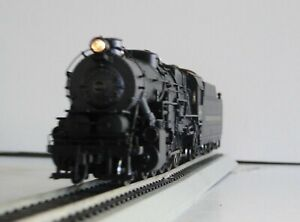 Precision Craft Models 098 by Broadway Ltd Pennsylvania #4304 I1sa 2-10-0 PRR