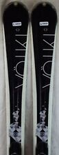 14-15 Volkl Adora Used Women's Demo Skis w/ Bindings Size 153cm #230829