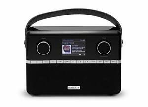 Roberts Stream94i DAB+/DAB/FM Internet Radio with Spotify Connect and Added