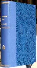 Laurence Sterne, Viaggio sentimentale, Ed. Mondadori, 1942
