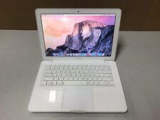 Apple MacBook A1342 Mid 2010 Intel Core 2 Duo @2.4GHz 4GB MEM 250GB HDD Yosemite