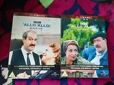 Allo Allo DVD Tv Vintage Comedy BBC Series 1 2 3 4 Collection Bundle