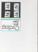 1978 ROYAL MAIL PRESENTATION PACK CYCLING MINT DECIMAL STAMPS