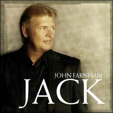 """JOHN FARNHAM """"Jack"""" 2010 11Trk  CD """"HitTheRoadJack/Fever,LoveComeKnockin',Today"""""""