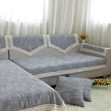 Sofa Slipcover Fashion Anti-skid Pad Couch Cover Home Furniture Protector 1PC