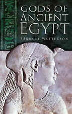Gods of Ancient Egypt, Watterson, Barbara, Very Good Book
