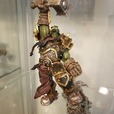 New listing Dc Unlimited World Of Warcraft Premium Series 2 Thrall Loose Figure