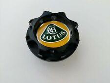 Black aluminum oil cap Toyota engine Elise Exige Evora, Lotus