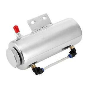 500ML Alloy Overflow Coolant Tank Reservoir Cooling For Radiator Water Catch