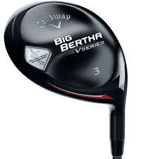 New LH Callaway Big Bertha V-Series 20.5* Heavenwood Fairway Stiff flex Bassara