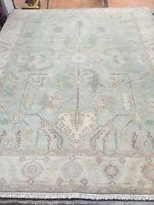 """8'4"""" x 10'4"""" New Egyptian Oriental Rug - Hand Made - Antique Look - 100% Wool"""