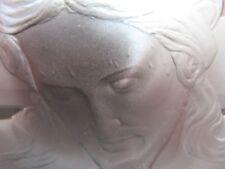 1.3-OZ .925 SILVER FRANKLIN HEAD OF JESUS GENIUS OF MICHELANGELO  COIN + GOLD