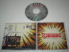 Scorpions/Face the Heat (Mercury/518 280-2) CD Album